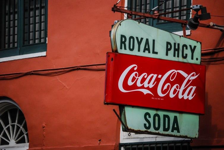 Royal Soda 'Coca-Cola'