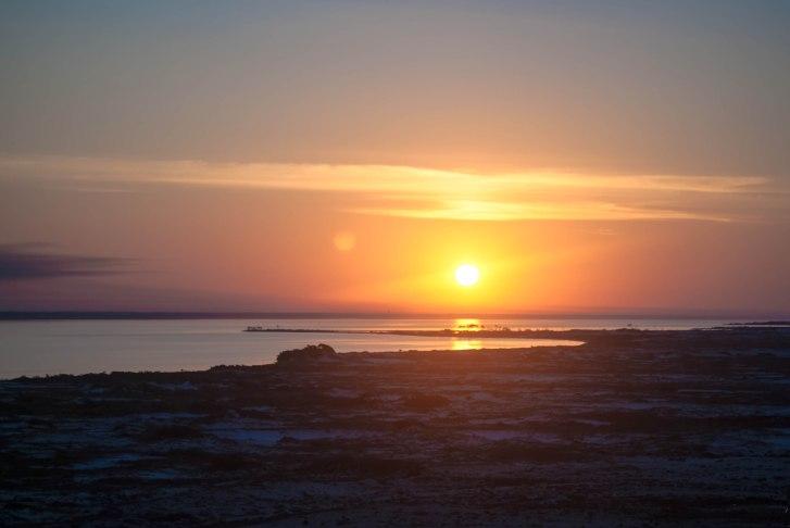 more sunrises